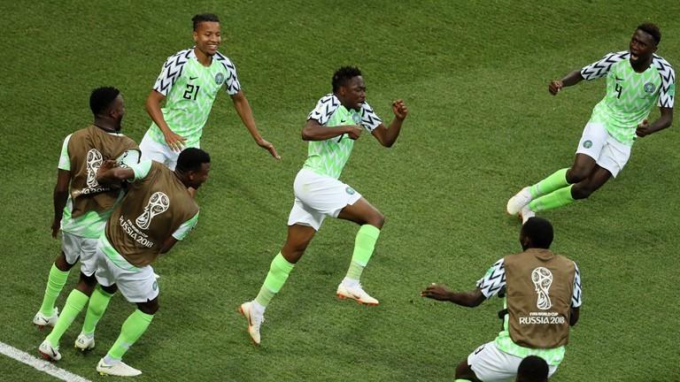 kết quả world cup 2018 nigeria 2 0 iceland bảng d