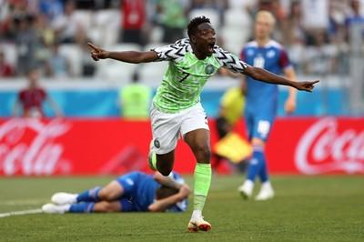 Hạ đẹp Iceland, Nigeria khiêu chiến Messi và Argentina