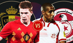 """Kèo Bỉ vs Tunisia: Bẫy của nhà cái, liều mình chọn """"cửa dưới"""""""