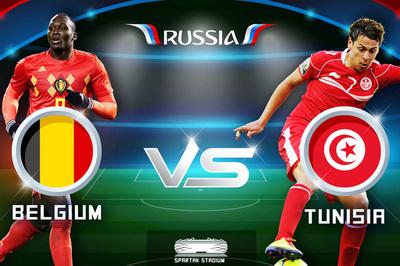 Link xem trực tiếp Bỉ vs Tunisia, 19h ngày 23/6