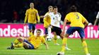Đức vs Thụy Điển: Bản lĩnh nhà vô địch
