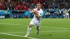 Video bàn thắng Serbia 1-2 Thụy Sĩ