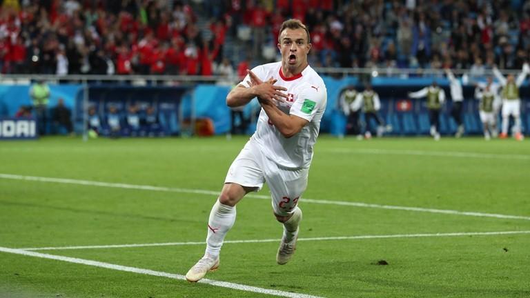 Chấm điểm kết quả Serbia 1-2 Thụy Sỹ