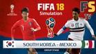 Hàn Quốc vs Mexico: Tinh thần châu Á