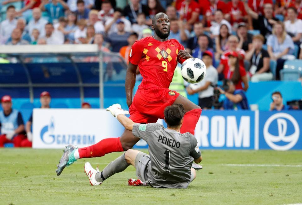 Lukaku kiếm bộn tiền MU nếu Vua phá lưới World Cup 2018