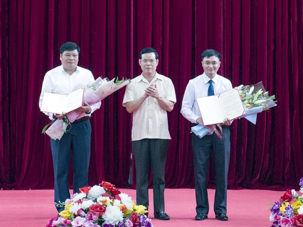 bổ nhiệm,nhân sự,Hà Giang,Bến Tre,Gia Lai