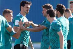 Nội bộ cãi nhau, Đức dễ thua thảm như Argentina