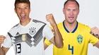 Trực tiếp Đức vs Thụy Điển: Mệnh lệnh chiến thắng