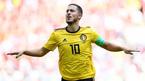 Lukaku và Hazard bùng nổ, Bỉ đại thắng Tunisia