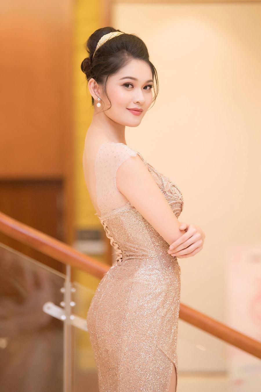 Dàn Hoa hậu, Á hậu đổ bộ chung khảo phía Nam Hoa hậu Việt Nam 2018