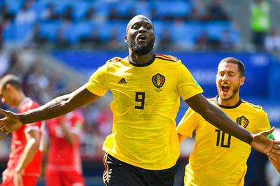Video bàn thắng Bỉ 5-2 Tunisia