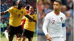 Bỉ thắng to, Lukaku đua tốc độ Ronaldo Vua phá lưới World Cup 2018