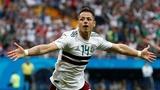 Chicharito tỏa sáng, Mexico thắng kịch tính Hàn Quốc