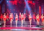 Người đẹp Hoa hậu Việt Nam 2018 rực lửa với bikini đỏ hai mảnh