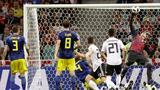 Video bàn thắng Đức 2-1 Thụy Điển
