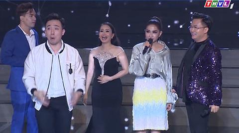 Minh Tuyết, Trấn Thành điên đảo vì màn hóa thân thành ca sĩ Tâm Đoan