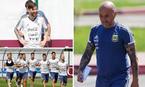 """Biến lớn Argentina: Messi cầm đầu """"đảo chính"""", lật ghế HLV Sampaoli"""
