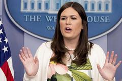 Thư ký báo chí Nhà Trắng bị nhà hàng từ chối phục vụ vì ông Trump