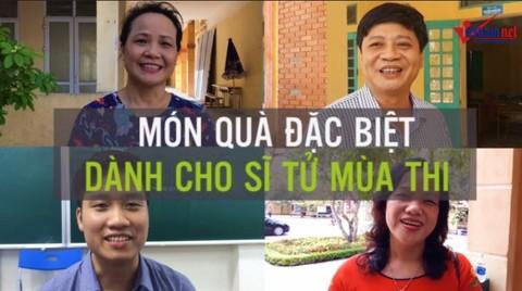 loi chuc thi THPT quoc gia 2018