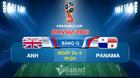 Link xem trực tiếp Anh vs Panama, 19h ngày 24/6