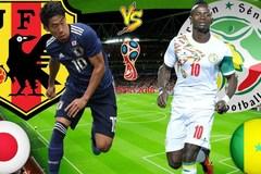 Đội hình ra sân trận Nhật Bản vs Senegal, 22h ngày 24/6