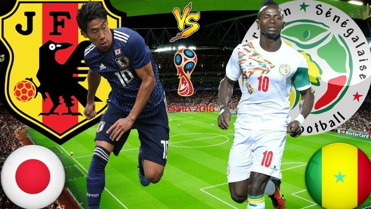 Đội hình ra sân Nhật Bản vs Senegal