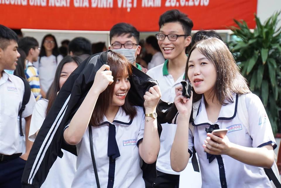 Thi THPT quốc gia 2018: Môn Toán đã có điểm 10