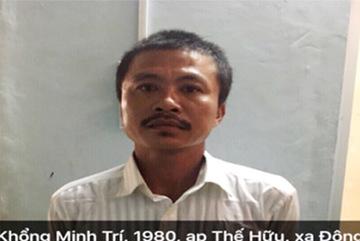 Hành vi tàn ác khó tin của nghi phạm giết chồng người tình