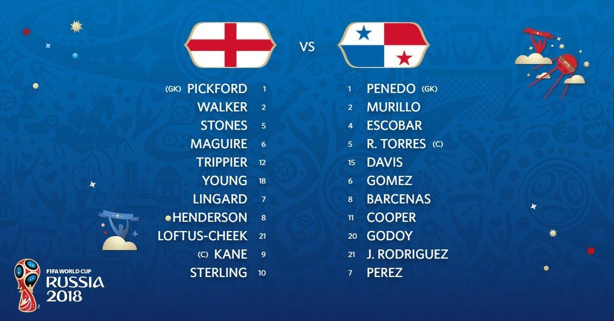 Đội hình ra sân Anh vs Panama: Rashford bị 'phản bội'