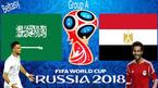 Ai Cập vs Saudi Arabia: Cháy lên nào, Mohamed Salah!