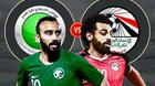 """Kèo thơm Ai Cập vs Saudi Arabia: Chốt mạnh """"kèo trên"""""""