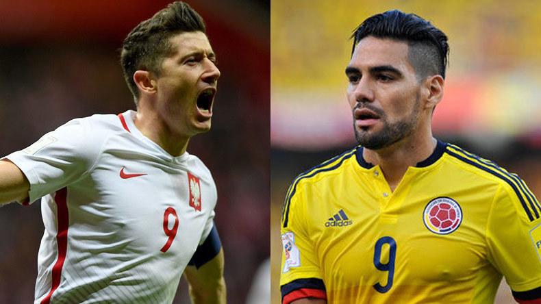 Trực tiếp Ba Lan vs Colombia
