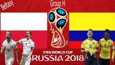 Trực tiếp Colombia vs Ba Lan: Không thắng là... về nước