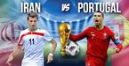 Iran vs Bồ Đào Nha: Không dễ cho nhà ĐKVĐ châu Âu