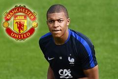 MU có thể ký Mbappe 5 triệu bảng, Chelsea nổ 3 hợp đồng