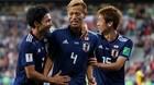 Rượt đuổi nghẹt thở với Senegal, Nhật Bản sáng cửa đi tiếp