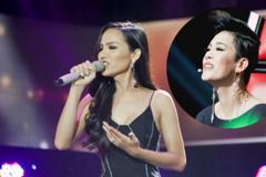 Hoa hậu chuyển giới Hoài Sa bất ngờ bị loại sớm tại The Voice
