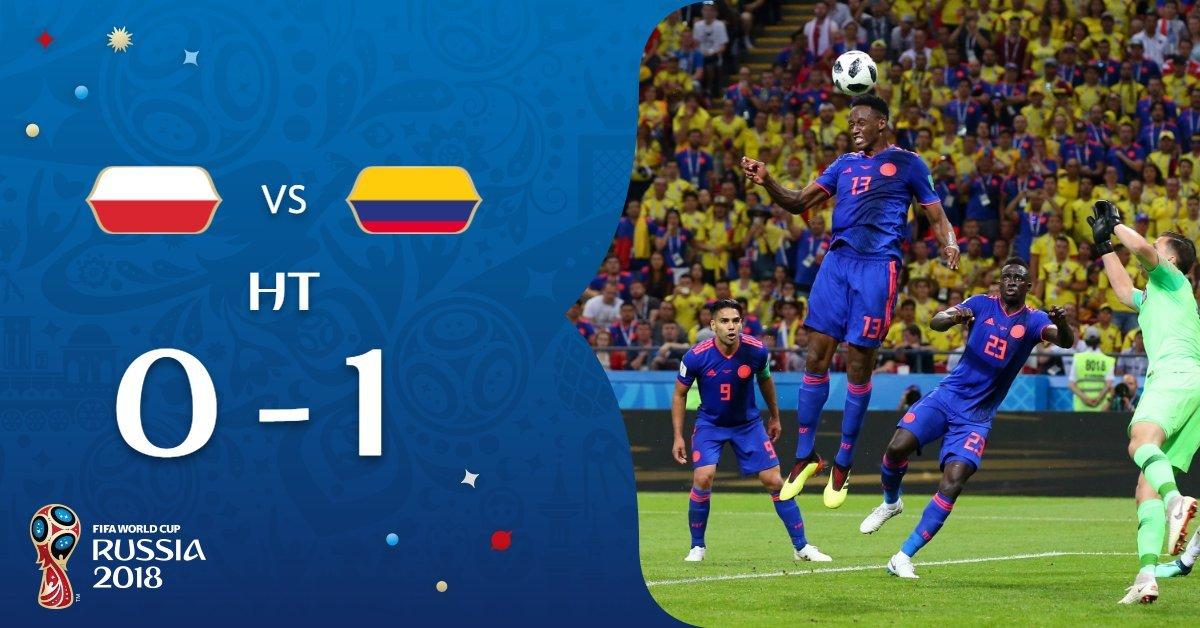 Ba Lan 0-1 Colombia