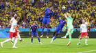 Ba Lan 0-1 Colombia: Bàn mở tỷ số bất ngờ (H1)