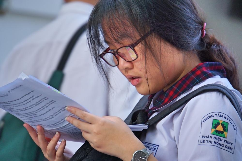 thi trung học phổ thông quốc gia,đề thi THPT quốc gia 2018,thi THPT quốc gia