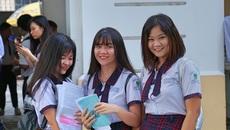 10X Sài Gòn căng thẳng dự thi THPT quốc gia