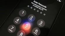 iPhone lại bị hack, thử mật khẩu không giới hạn