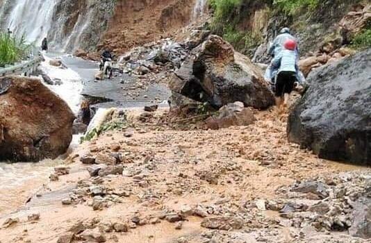 Lũ lụt các tỉnh phía Bắc