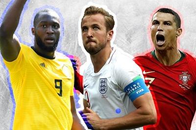 Danh sách cầu thủ ghi bàn nhiều nhất World Cup 2018