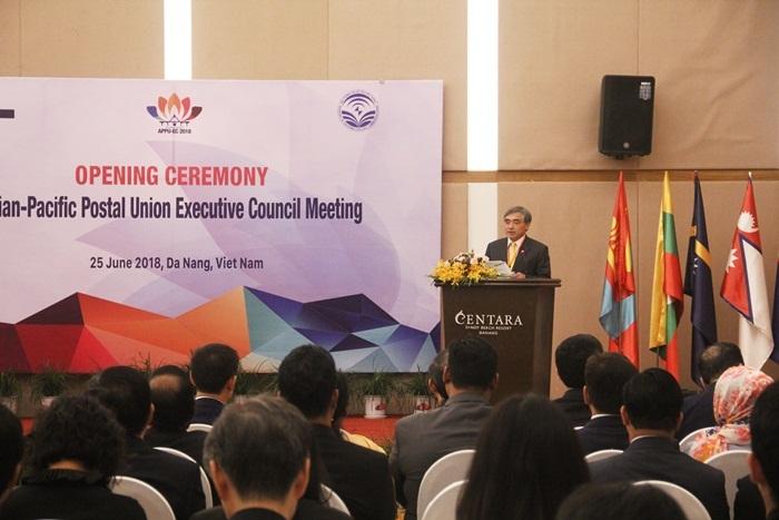22 quốc gia dự hội nghị của Liên minh bưu chính ở Đà Nẵng