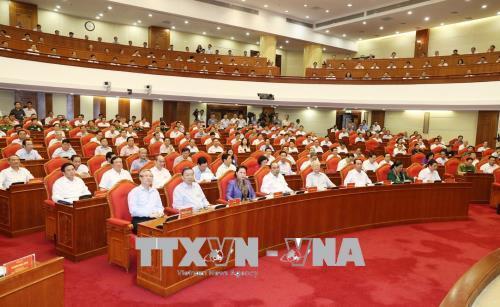 Đã kỷ luật 9 ủy viên và nguyên ủy viên Trung ương