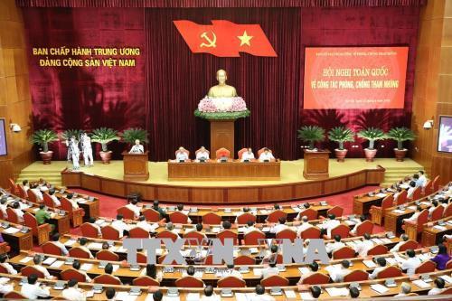 chống tham nhũng,tham nhũng,Tổng bí thư Nguyễn Phú Trọng,Nguyễn Phú Trọng