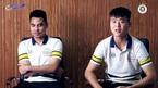 Cầu thủ U23 Việt Nam chúc các sĩ tử thi tốt