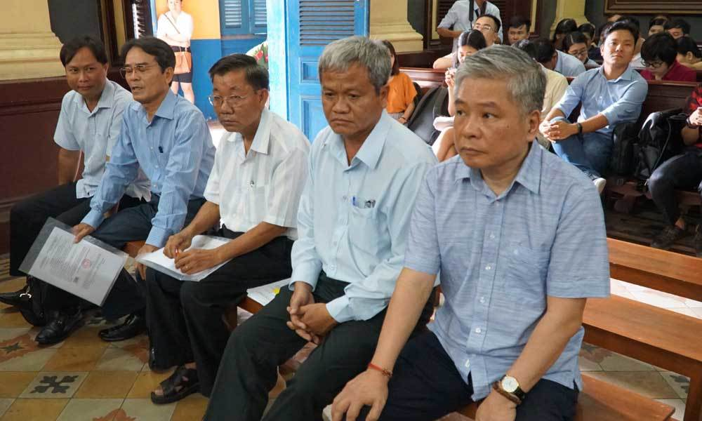 Vụ xử nguyên Phó thống đốc Đặng Thanh Bình: Luật sư đề nghị giải mật tài liệu