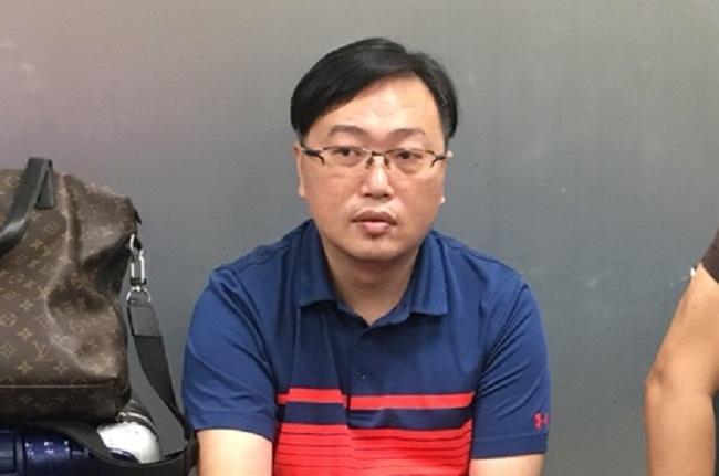 Đối tượng trốn nã người TQ bị bắt tại sân bay Đà Nẵng
